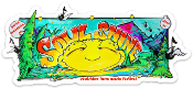 2018 Soulshine Farm Music Festival BEAN Sticker 6""